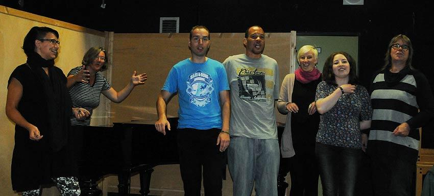 Neuer Workshop für Gesang