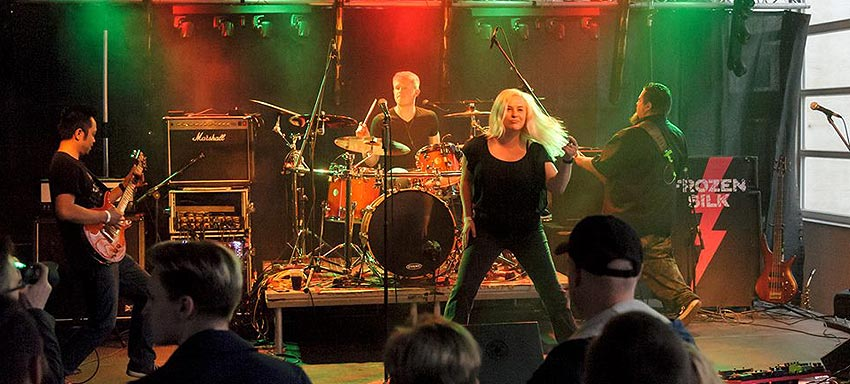 Deichbrand 2018: Band gesucht