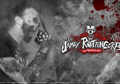 Jamey Rottencorpse & The Rising Dead