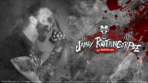 Jamey Rottencorpse & The Rising Dead