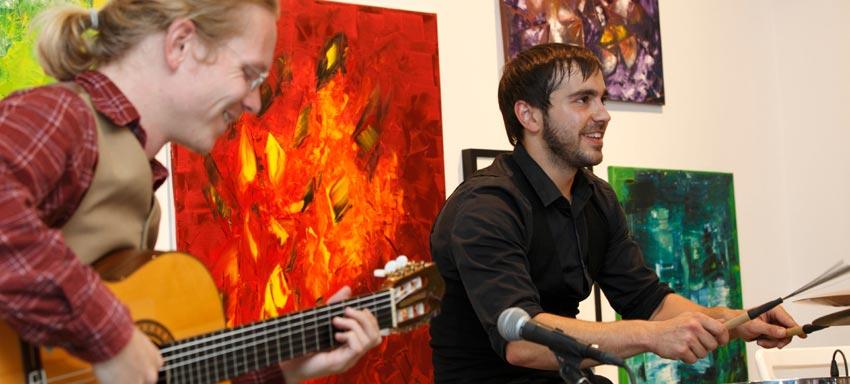 Rock Am Fleeth: Eine kleine Weltmusik