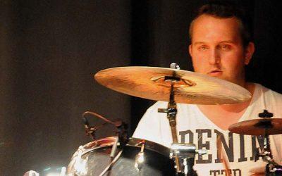 Zum Finale mit neuem Drummer