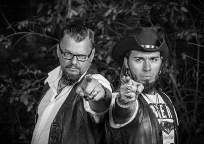 The Bourbon Preachers