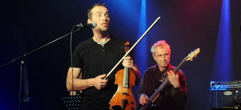 Instrumentalgesang in der Alten Bürger
