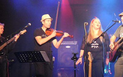 Sound-Garten: Zwei Bands live