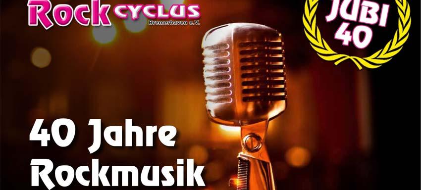 Der Rock Cyclus auf Radio WeserTV