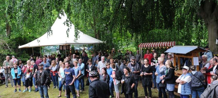 Festival mit Ambiente