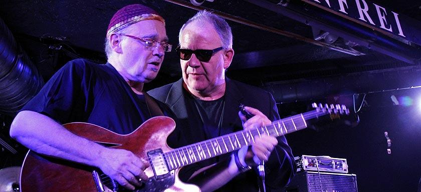 Blues und Rock in Grimmershörn