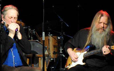 Bluessession mit Rihm und Dühnfort