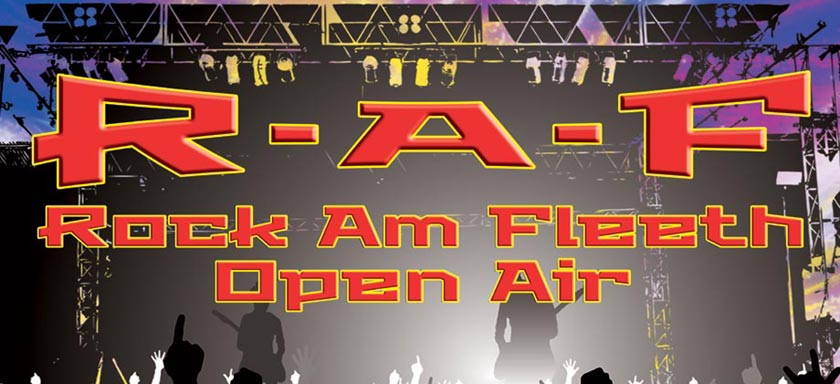 Rock Am Fleeth – Timetable online