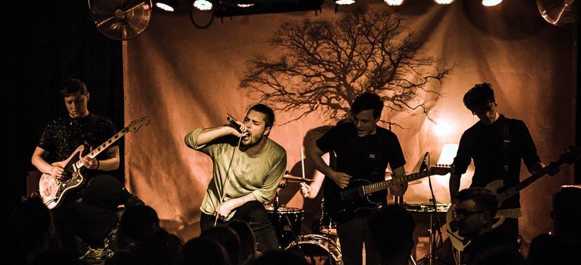 Rocknacht mit musikalischer Vitaminbombe