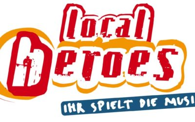 Jahnhalle sucht local heroes