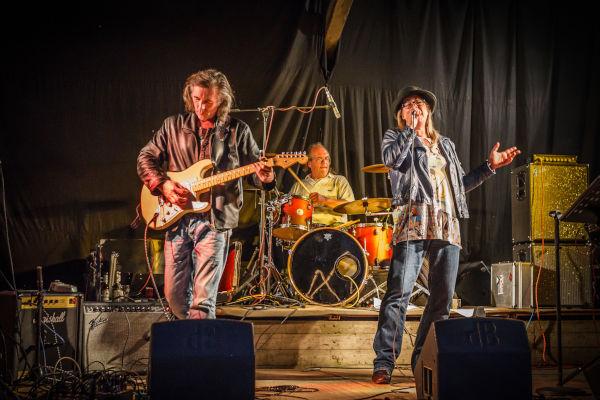 Blues beim Rock Am Fleeth