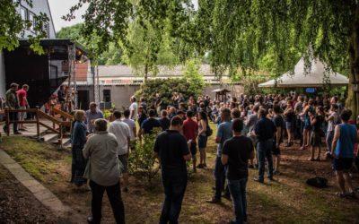 Vier Bands live im Soundgarten